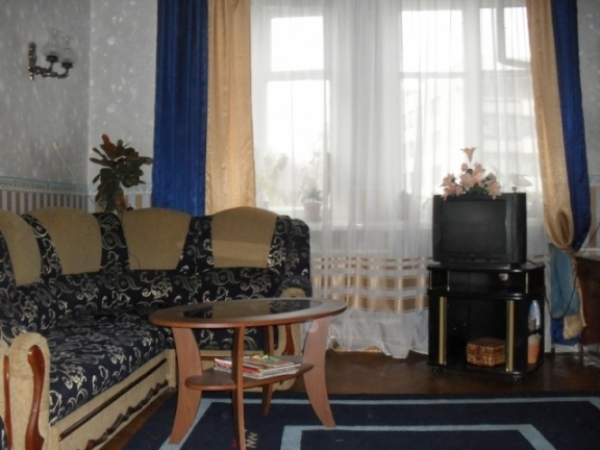 Kupalovskaya subway station, 2-two-bedroom apartment for rent in Minsk, Kupaly street, house number 11