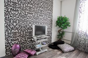 Oktyabrskaya Subway station, 1-one-bedroom apartment for rent in Minsk, Karl Marx street, house number 21a