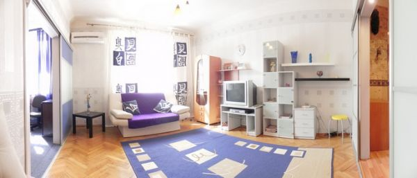 Traktorny Zavod subway station, 3- three -bedroom apartment for rent in Minsk, Kozlova street  house number 8