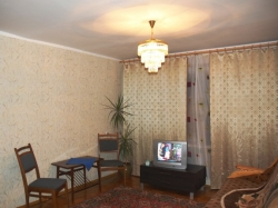Nemiga subway station, 1-one -bedroom apartment for rent in Minsk,  Chervyakova street  house number 2