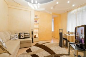 Oktyabrskaya Subway station, 3-three-bedroom apartment for rent in Minsk, Karl Marx Street, house number 21