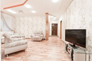 Plowad Pobedy subway station, 3-three-bedroom apartment for rent in Minsk, Kozlova Street, house number 6