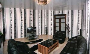 Park Chelyuskintsev subway station, 4-four-bedroom apartment for rent in Minsk, Nezavisimosti Avenue, house number 91
