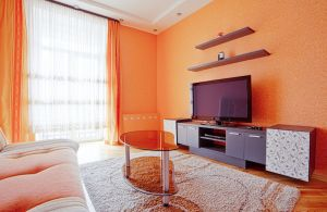 Pobedy Square Subway station, 3-three-bedroom apartment for rent in Minsk, Pobedy square