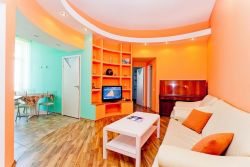 Plowad Lenina subway station, 2-two-bedroom apartment for rent in Minsk, Myasnikova street, House number 76