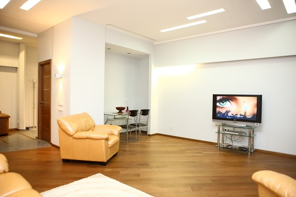 Pobedy square subway station, 2-two-bedroom apartment for rent in Minsk, Krasnaya street, house  number 5