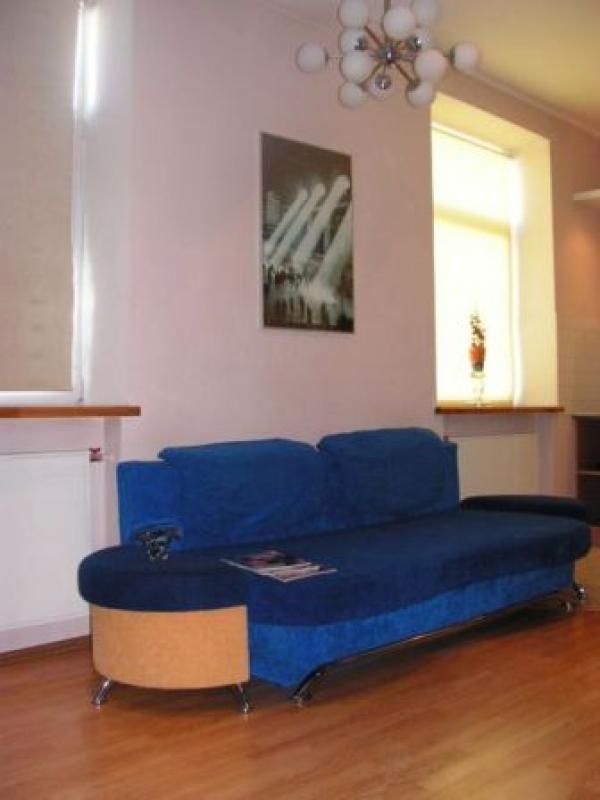 Nemiga subway station, 2-two-bedroom apartment for rent in Minsk, Komsomolskaya street, house number 14