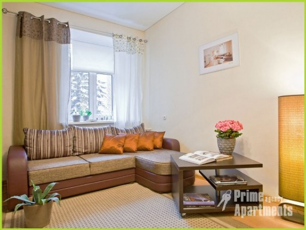 Nemiga subway station, 1-one-bedroom apartment for rent in Minsk, Internacionalnaya street,  house number 13