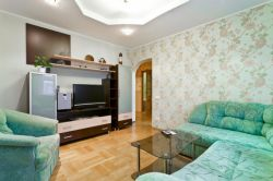 3-three-bedroom apartment for rent in Minsk, Golubeva Street, house number 19
