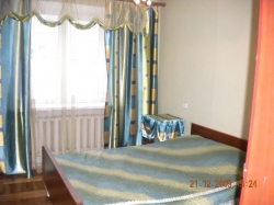 Nemiga subway station, 2-two-bedroom apartment for rent in Minsk, Pobediteley avenue, house number 4