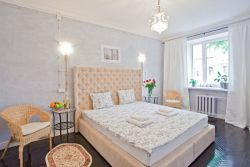 Academya Nauk subway station, 1one-bedroom apartment for rent in Minsk, Nezavisimosti Avenue, house number 83