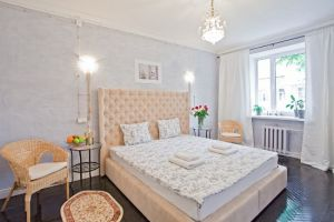 Academya Nauk subway station, 1one-bedroom apartment for rent in Minsk, Nezavisimosti Avenue, house number 83