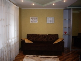 Academiya Nauk subway station, 1-one-bedroom apartment for rent in Minsk, Chernogo street,  house number 7