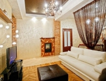 Lenina Square Subway station, 2-two-bedroom apartment for rent in Minsk, Kirova Street, house number 1