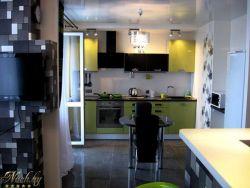 Kamennaya Gorka Subway station, 1-one-bedroom apartment for rent in Minsk, Pritytskogo street, House number 97