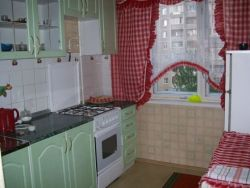 Institut Kultury subway station, 1-one-bedroom apartment for rent in Minsk, Voronianskogo street, house number 11, Block 3