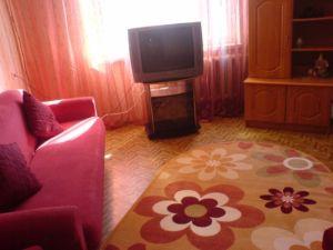 Moskovskaya Subway station, 1-one-bedroom for rent in Minsk, Parnikovaia street