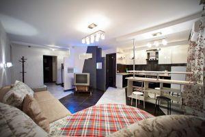 Nemiga subway station, 4-four-bedroom apartment for rent in Minsk, Ctorozhevskaya street, house number 8
