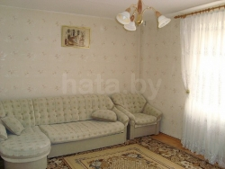 Institut Kultury subway station, 2-two-bedroom apartment for rent in Minsk, Levkova street, house number 3 / 1