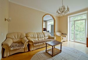 Pobedy Square Subway station, 2-two-bedroom apartment for rent in Minsk, Kozlov Street, house number 5