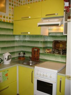 Plowad Pobedy subway station, 2-two-bedroom apartment for rent in Minsk, Masherov Avenue, house number 14