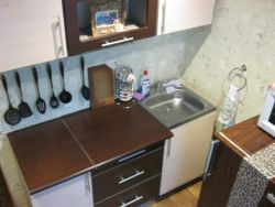 Far from the subway, 1-one-bedroom apartment for rent in Minsk, Karl Liebknecht street