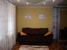 Academiya Nauk subway station, 1-one-bedroom apartment for rent in Minsk, Chernogo street,  house number 7